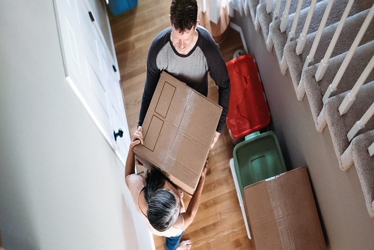 TIPS FOR EFFICIENT UNPACKING - POST A MOVE!