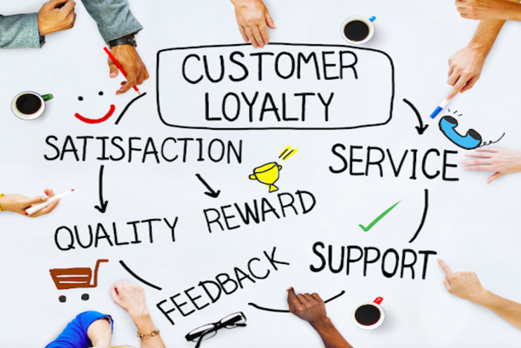 CUSTOMER LOYALTY MEANS EVERYTHING IN MOVING BUSINESS